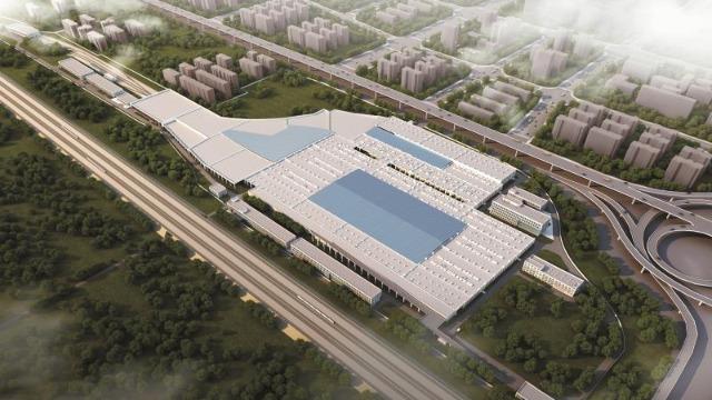 中铁一局——郑州市轨道交通05号线停车场及车辆段混凝土项目
