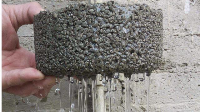 什么是透水混凝土?