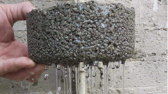 三大透水混凝土和普通商品混凝土的区别总结!