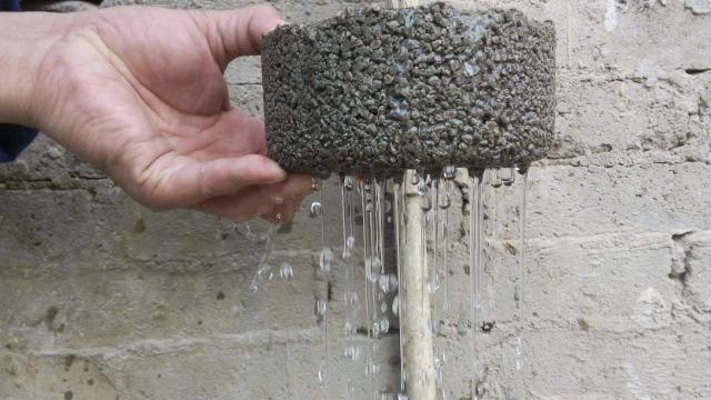 道路透水混凝土的施工步骤注意事项大放送!