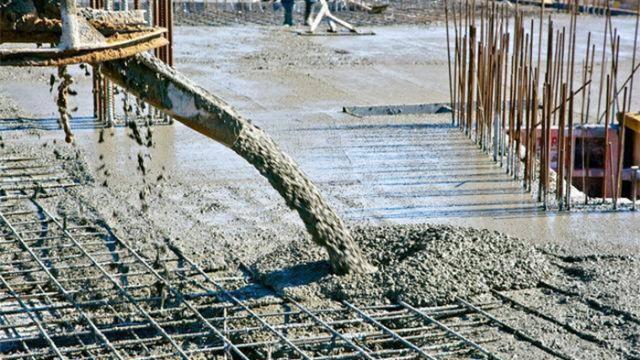 商品混凝土浇筑后为什么会表面不平整?
