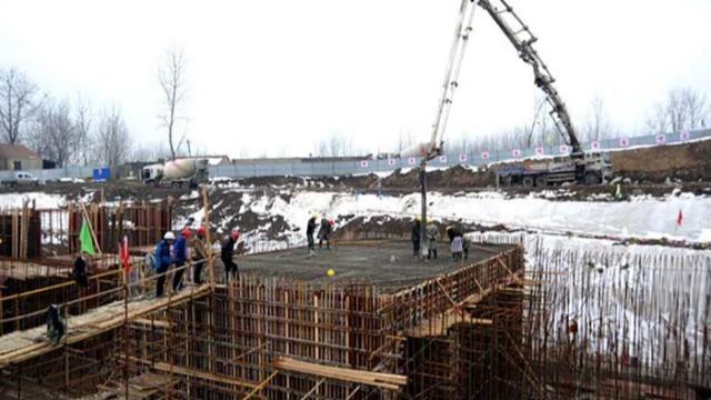 商品混凝土冬季施工要注意这几个问题!