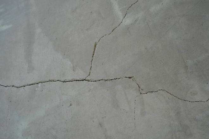 商品混凝土温度裂缝