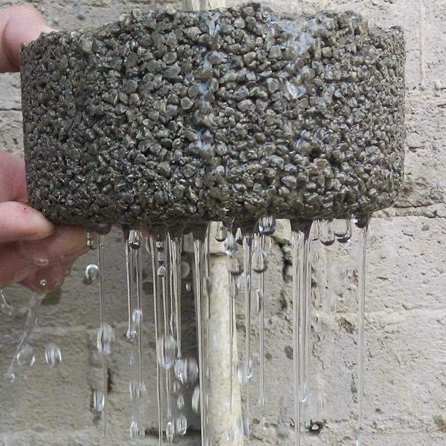 透水混凝土产品