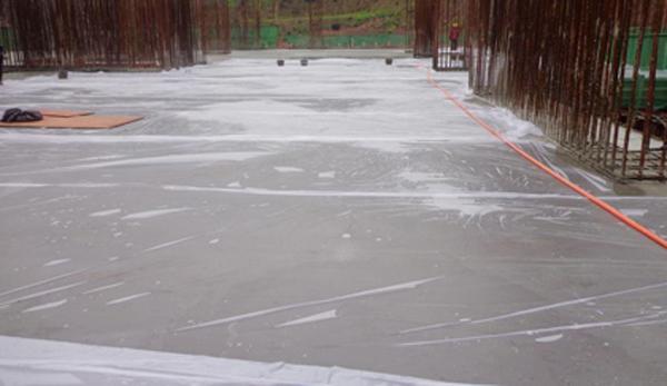 覆膜商品混凝土养护